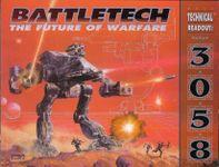 RPG Item: Technical Readout: 3058