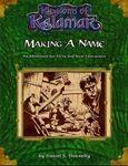 RPG Item: Making a Name