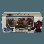 Board Game: Golem Arcana: Gudanna – Terror of the Steppes