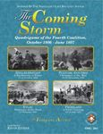 Board Game: The Coming Storm: Quadrigame of the Fourth Coalition October 1806 - June 1807