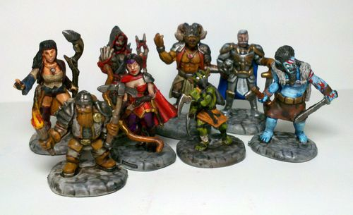 Board Game: Dungeon Run