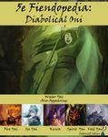 RPG Item: 5e Fiendopedia: Diabolical Oni