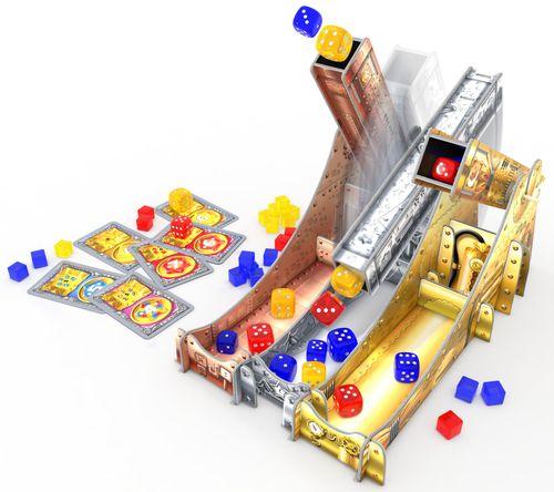 Board Game: Kipp mir Saures