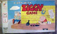 Board Game: A Day With Ziggy Game