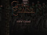 Video Game: City of Chains