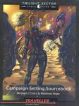 RPG Item: Twilight Sector Campaign Setting Sourcebook
