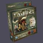 Board Game Accessory: Tannhäuser: Equipment Cards