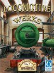 Board Game: Locomotive Werks