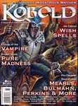 Issue: Kobold Quarterly (Issue 11 - Fall 2009)