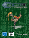 RPG Item: Psi-punk Archetypes: Brenner