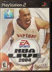 Video Game: NBA Live 2004