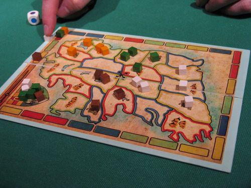 Board Game: Hibernia