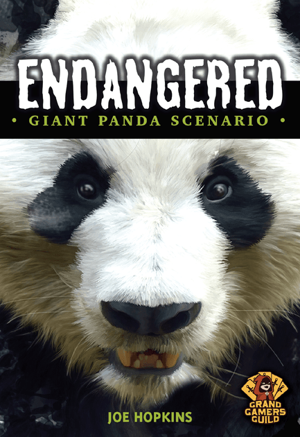 Endangered: Giant Panda Scenario | Board Game | BoardGameGeek