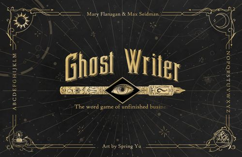 Board Game: Ghost Writer