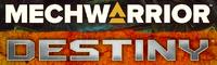 RPG: Mechwarrior: Destiny