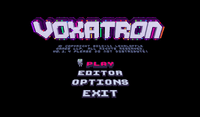 Video Game: Voxatron