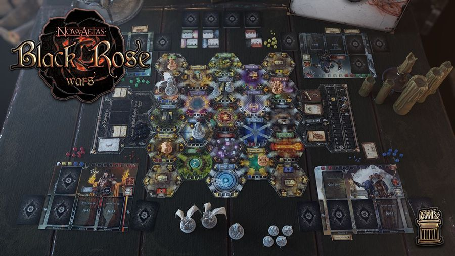 Core game all components
