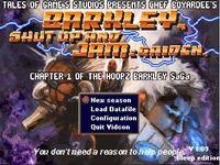 Video Game: Barkley, Shut Up and Jam: Gaiden