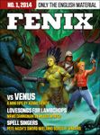 Issue: Fenix (No. 1,  2014 - English only)