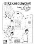RPG Item: Legacy of Horrors