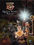RPG Item: 13th Age Quick Start Rules