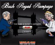 Video Game: Bush Royal Rampage