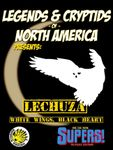 RPG Item: Legends & Cryptids of North America: La Lechuza