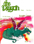 Issue: Dragon (Issue 1 - Jun 1976)
