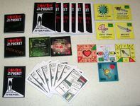 Board Game: Zombie in My Pocket