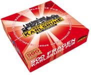 Board Game: Wer kennt Karlsruhe?