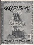 Issue: Warpstone (Issue 16 - Summer 2001)