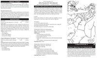 RPG Item: Compendium 2: What Brings Us Together