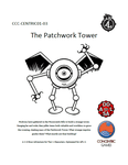 RPG Item: CCC-CENTRIC01-03: The Patchwork Tower
