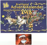 Board Game Accessory: Codenames: Special Christmas Bonus