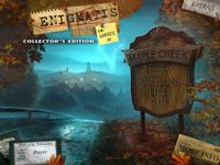 Video Game: Enigmatis: The Ghosts of Maple Creek