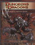 RPG Item: Eberron Campaign Guide