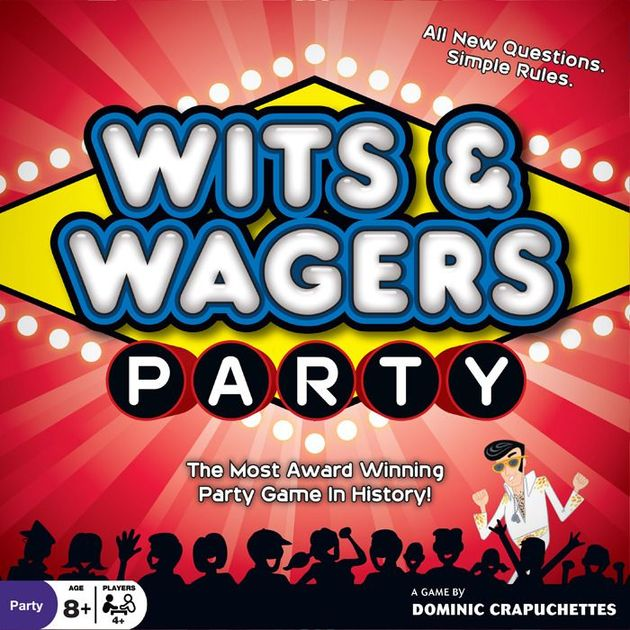 Wits and wagers betting rules of 21 how to bet on a money line