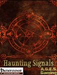 RPG Item: Haunting Signals