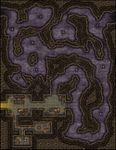 RPG Item: VTT Map Set 030: Underworld Bazaar