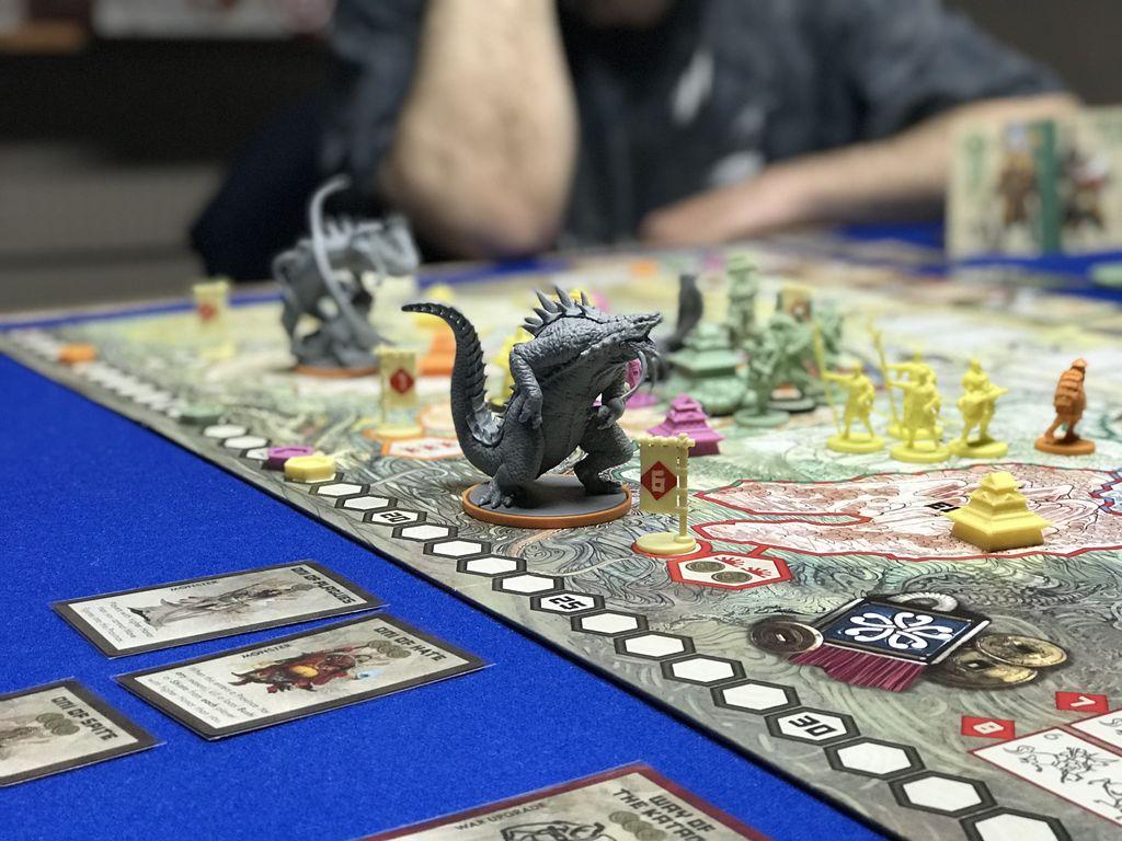 Board Game: Rising Sun: Monster Pack