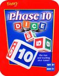 Board Game: Phase 10 Dice