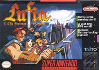 Video Game: Lufia & the Fortress of Doom