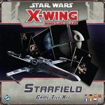 Board Game Accessory: Star Wars: X-Wing Miniatures Game – Starfield Game Tile Kit