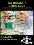 RPG Item: 100 Discount Store Loot