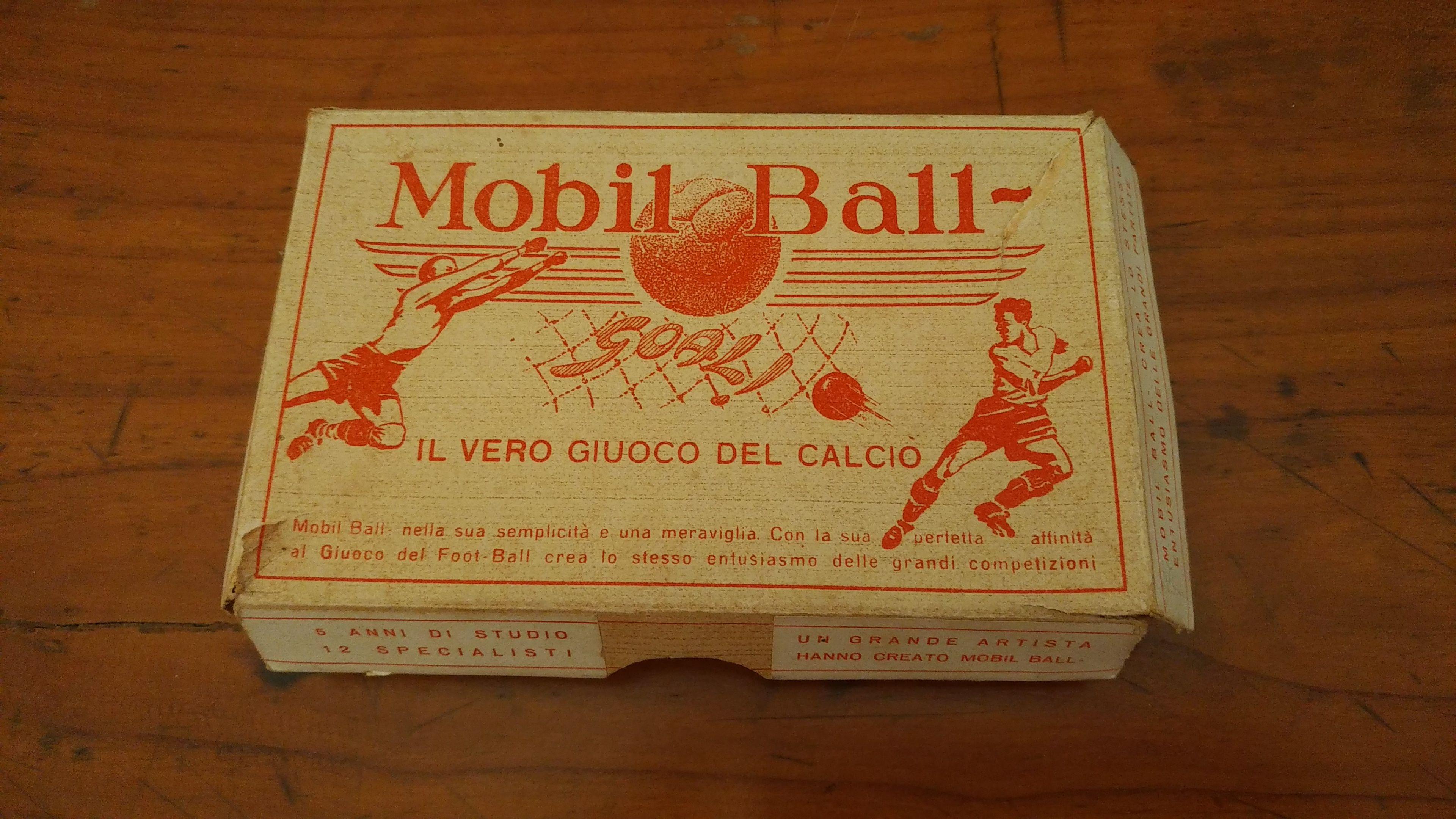 Mobil Ball-