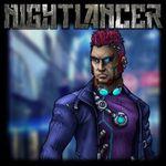 Board Game: Nightlancer