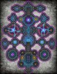 RPG Item: VTT Map Set 199: Arcane Platform