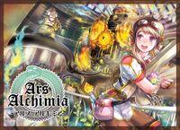 Board Game: Ars Alchimia