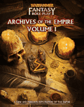 RPG Item: Archives of the Empire, Volume I