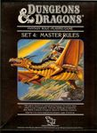RPG Item: Dungeons & Dragons Set 4: Master Rules